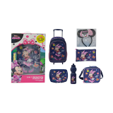 minnie trolly bag with set - 1PCS