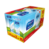Low Fat Long Life Milk - 12 x 1L