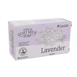 Lavender Goats Milk Soap Bar - 85G