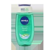 Shower Gel with Aloe Vera - 250Ml