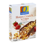 Honey Crunch 'n Oats Cereal - 14Z