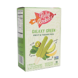Galaxy Green Veggie And Fruit Popsicle - 10.5Z
