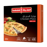 Chicken Pizza - 470G