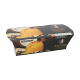 White Chocolate Coconut Fondant - 2 PCS