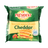 Slices Cheddar Cheese - 200G