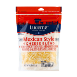 4 Cheese Blend Mexican Style - 8Z