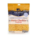 Sharp Cheddar Cheese Reduced Fat - 8Z