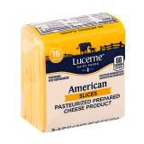 American Cheese Slices - 12Z