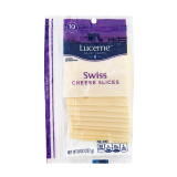 Swiss Cheese Slices - 8Z