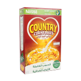 Country Corn Flakes Breakfast Cereal - 375G