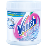 Vanish Oxi Action Crystal White Fabric Stain Remover - 450G
