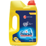 Finish Dishwasher Detergent Lemon PowerPowder -  2.5kg