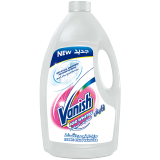 Vanish For Whites Fabric Stain Remover Liquid - 3L