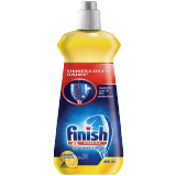 Finish Shine and Protect Rinse Aid Lemon Scented - 400 Ml