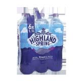 Mineral Water - 1.5L