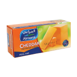 Cheddar Processed Cheese Full Fat - 454G