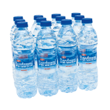 Mineral Water Glass Bottle - 24x00Ml