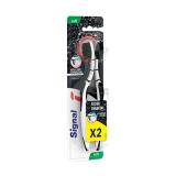 Charcoal Toothbrush - 2PCS