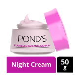 Night Cream Flawless White - 50G