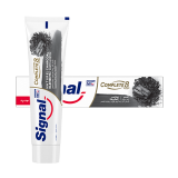 Nature Elements Charcoal White & Detox Toothpaste - 100Ml
