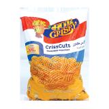 Potato Seasoned Crisscuts - 2.5KG