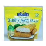Classic Crispy battered Fillet - 19Z