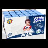 Safio Long Life Plain Milk -  18 x 200 Ml