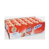 Safio Long Life Strawberry Milk - 18x150Ml