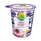 Blackberry & Raspberry Greek Yoghurt - 360Ml