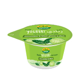 Yoghurt with Cucumber and mint - 150G