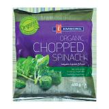 Organic Chopped Spinach - 400G