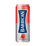 Strawberry malt beverage - 250Ml
