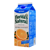 Orange Juice no pulp - 1.8L