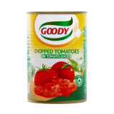 Chopped Tomatoes In Tomato Juice -  400G
