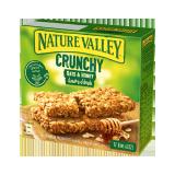 Crunchy Oats & Honey Bars -  6 x 42G