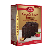 Royal Triple Chocolate Cake -  610G