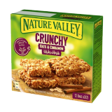 Crunchy Oats & Cinnamon Bars - 42G