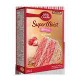 Supermoist with strawberry cake mix - 400G