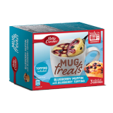 Mug Treat Blueberry Muffin With Blueberry Topping -  270G