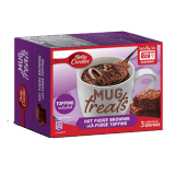 Mug Treat Hot Fudge Brownie With Fudge Topping -  300G