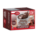 Mug Treat Triple Chocolate Cake With Chocolate Topping -  255G