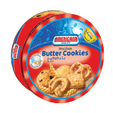 Butter Cookies Tin Red - 908G