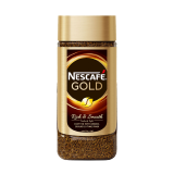 Gold Rich & Smooth Instant Coffee -  100G