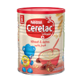 Cerelac Infant Cereal Wheat & Dates -  400G