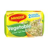 Vegetables 2 minutes Noodles - 5x77G