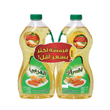 Pure Vegetable Oil Twin Promo Pack - 2×1.5L