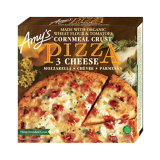 3 Cheese Pizza With Cornmeal Crust - 14.5Z