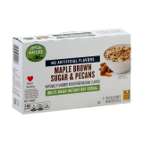 Maple Brown Sugar and Pecans Multigrain Instant Hot Cereal - 8.8Z