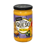 Signature Select Salsa Con Queso with Real Cheese Medium - 23Z