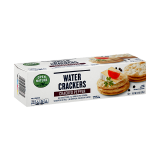 Cracked Pepper Water Crackers - 4.4Z